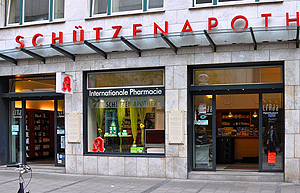 Schützenapotheke München Zentrum